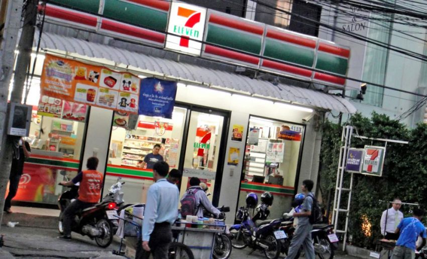Cambodian goods to stock 7-Elevens across Thailand
