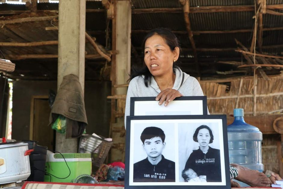 A daughter's 40-year search for the truth behind the Khmer Rouge's most haunting photograph