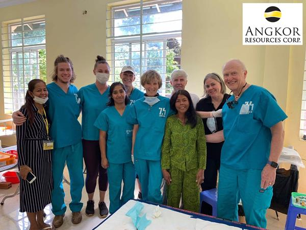 Angkor Delivers Dental Care Campaign In Rural Cambodia