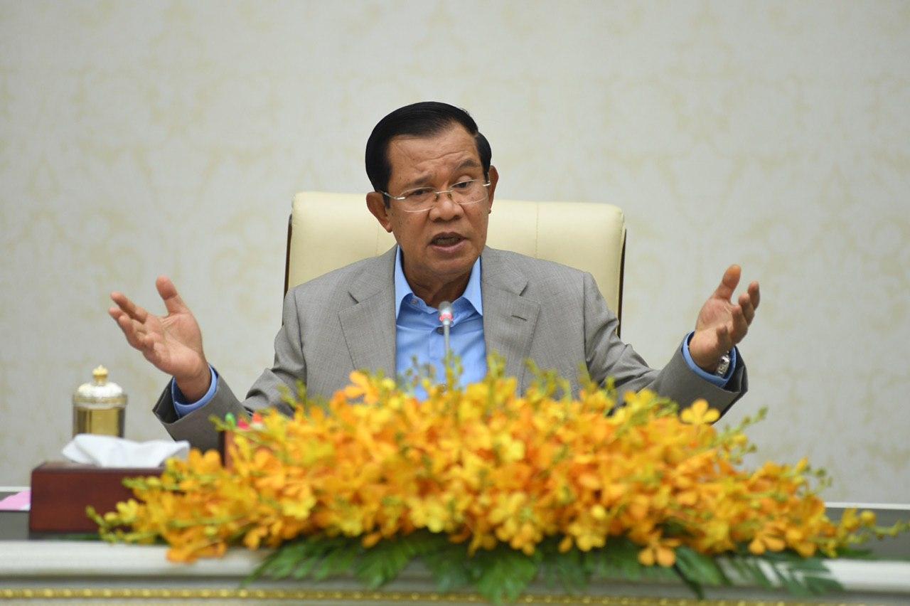 PM Hun Sen: First novel coronavirus patient in Cambodia healthy