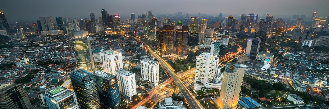 Jakarta is Southeast Asia's most populous city, with over 30 million living in its metro area.
