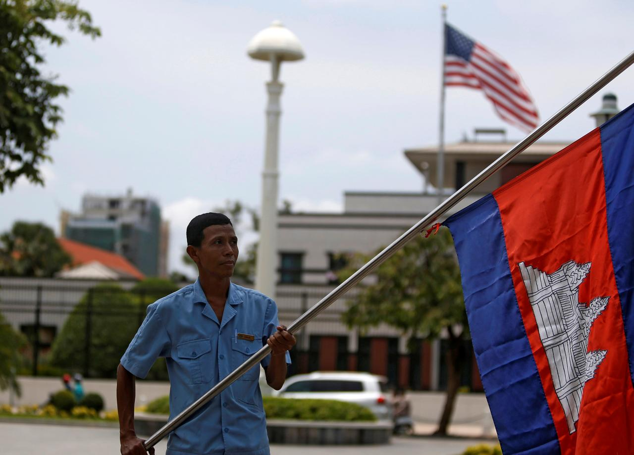 US-Cambodia Trade Rises by Nearly 40% in 2019