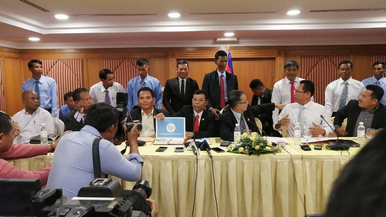 "New Political Party ""Cambodian Nation Love Party"" Vows to Restore Democracy in Cambodia"