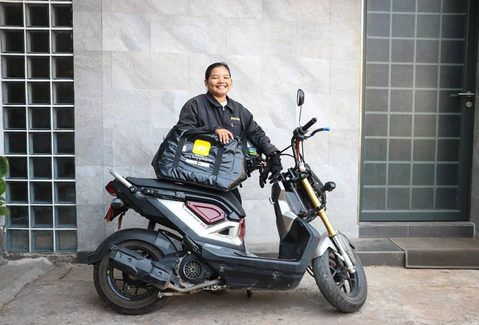 Cambodian food delivery startup secures strategic investment from Ooctane