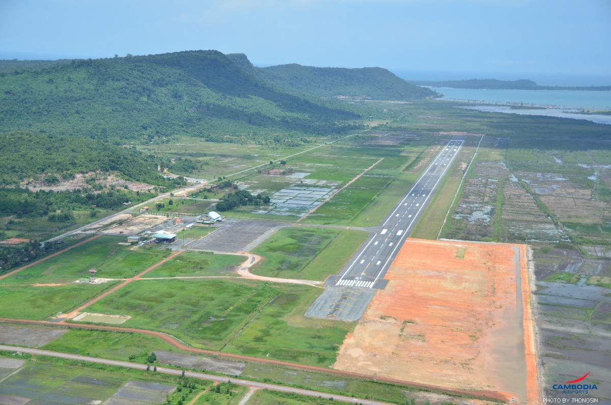 Sihanoukville runway to be completed by midyear