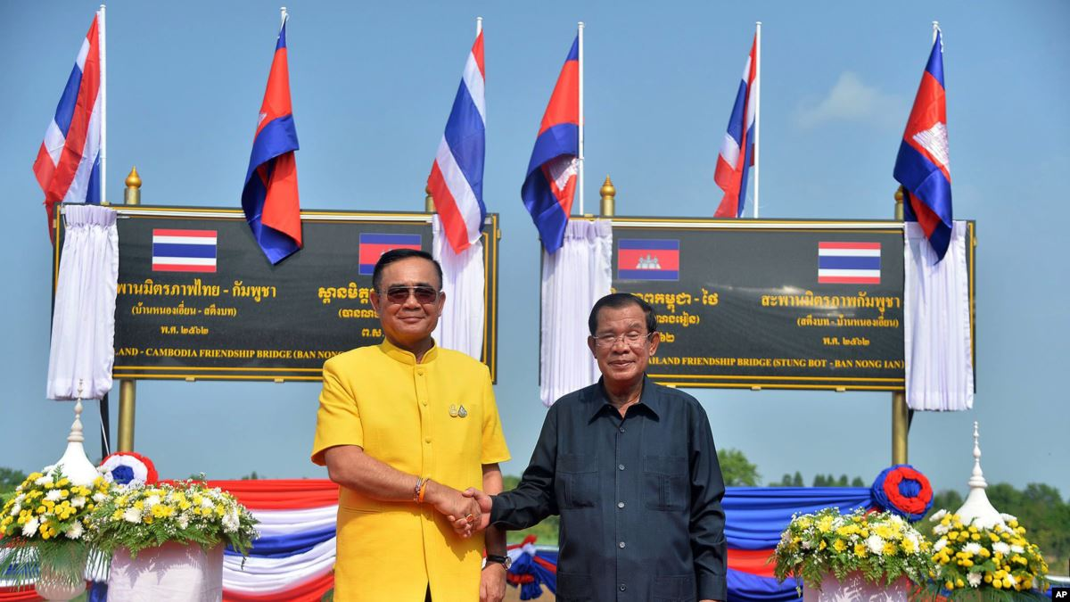 Cambodia-Thailand trade hits nearly $10B in 2019