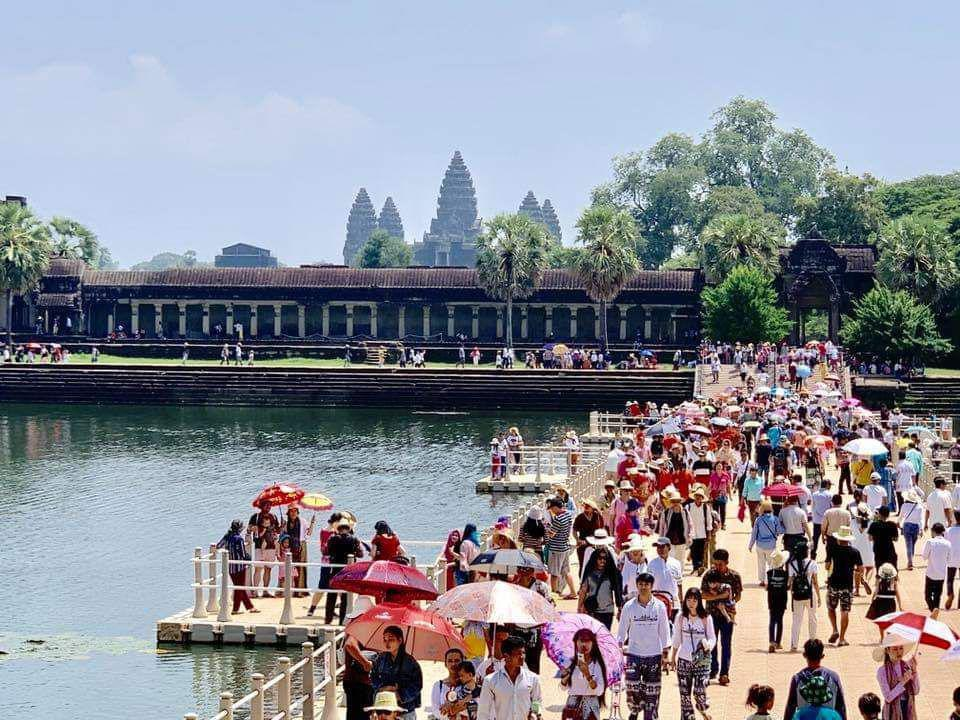 Kingdom Welcomes 6.6M Foreign Visitors Last Year