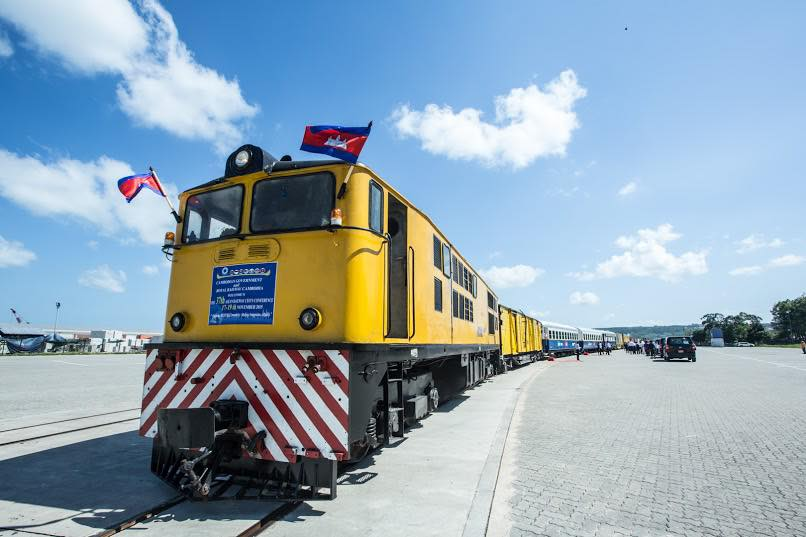 Cambodia-Thailand Railway Expected to Start Operation in March