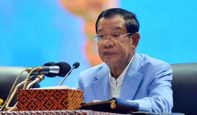 PM Hun Sen urges international community to help strengthen Kingdom's unity