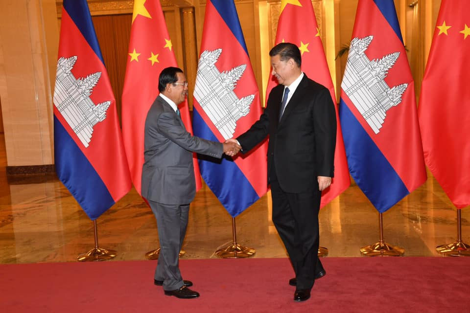 Cambodia-China Relations are Steadfast