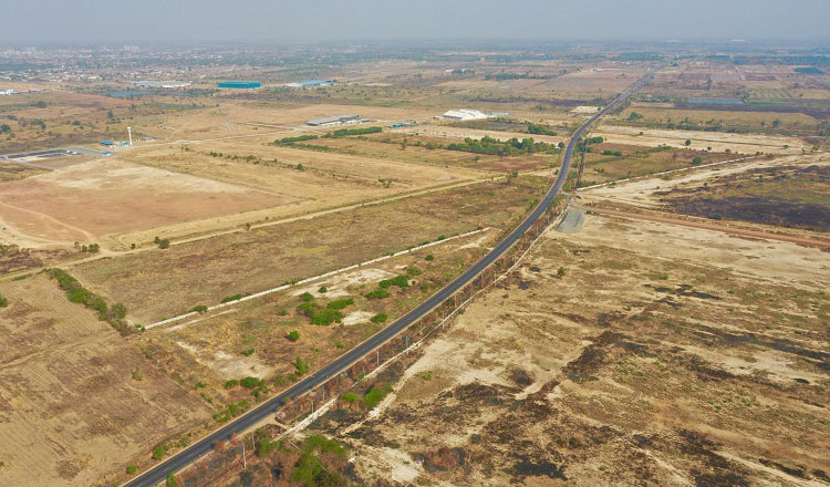 Phnom Penh-Bavet Expressway Project Under Study