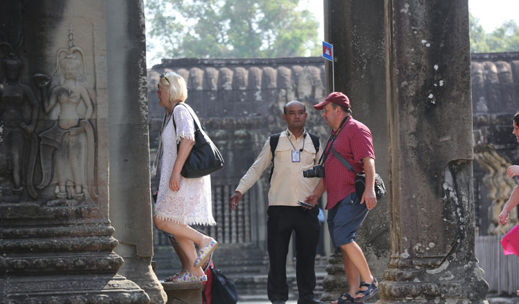 Angkor entrance passes extended in another urgent measure to help the area's declining tourism