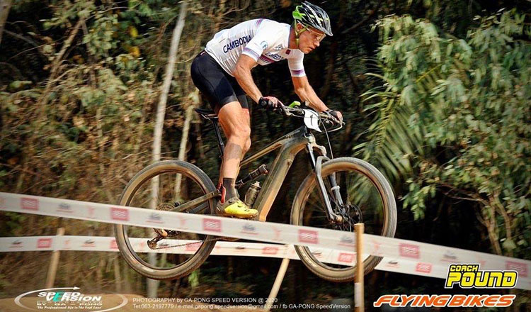 Cambodian Cyclists Ride High in Asian MTB