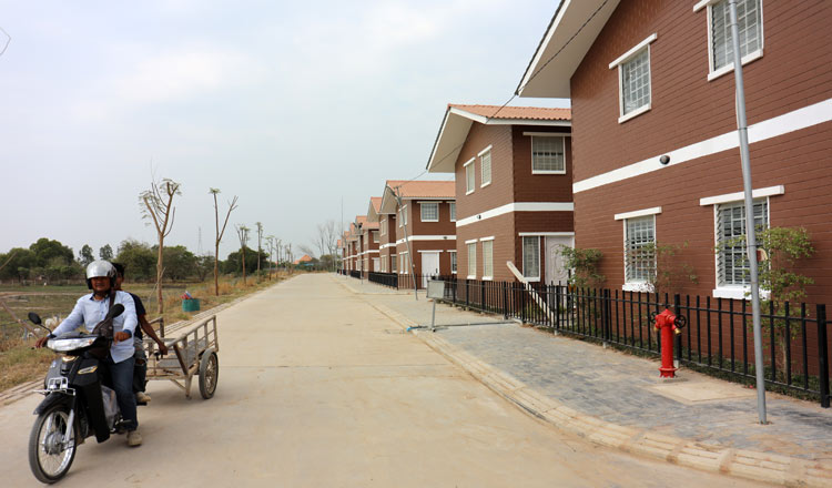 First Phase of Affordable Housing to be Completed Within the Year