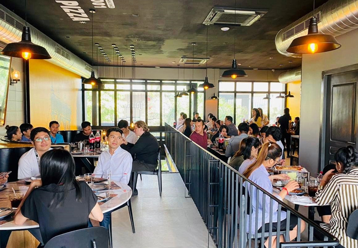 Pinoy Pizza Chain Opens Doors in Phnom Penh