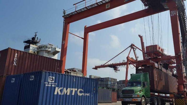 Transport Minister Unveils New Port for Preah Sihanouk Province