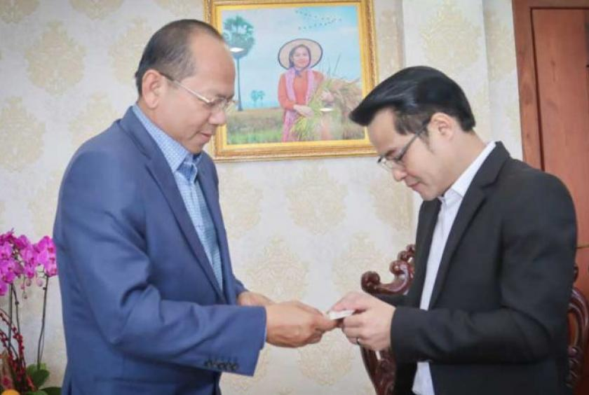 Thai Firm to Build Plant in Cambodia