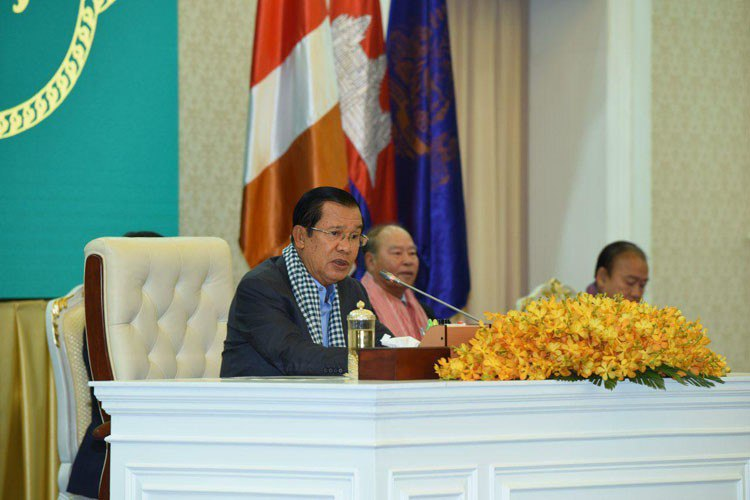 PM: Treatment Of COVID-19 Infected Patients In Cambodia Is Free