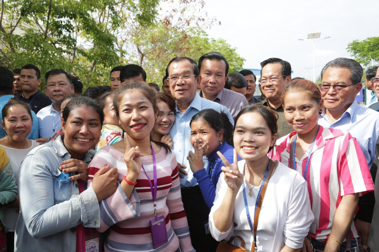 PM Hun Sen: Women Have Been a Driving Factor for Economic Growth