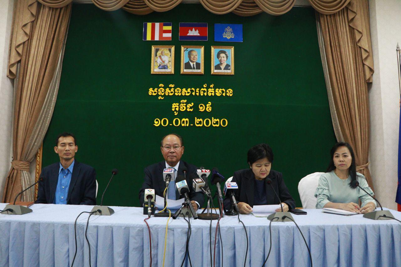 A 65-Year-Old British Women Tested Positive for Covid-19 in Kampong Cham