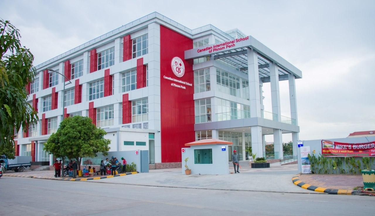Cambodian Government Temporarily Closes Canadian International School (Koh Pich) after a 49-year-old Canadian Staff Tested Positive of Covid-19