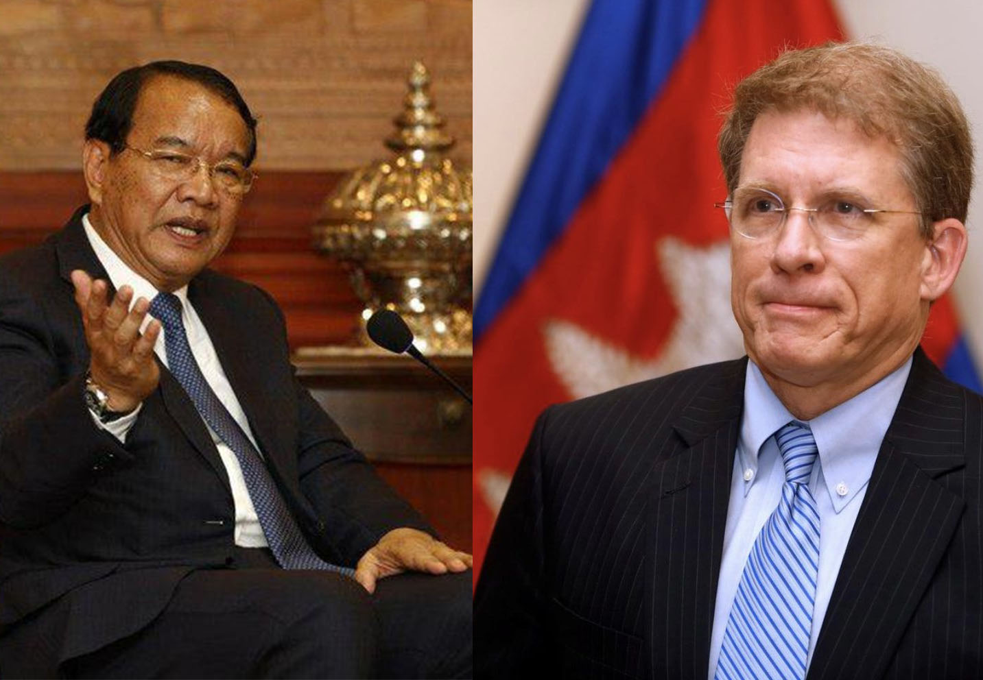 Cambodia's Foreign Affairs: Statement of US Ambassador to Cambodia on Kem Sokha's Trial Counters the Renewed Spirit of Cambodia-US Leaders