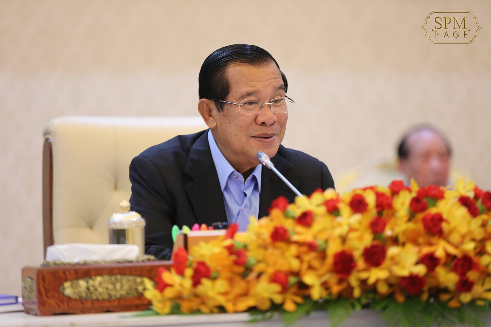 PM Hun Sen: The Government Can Ensure Employment 99.7% of The Total 10 Million Workforces