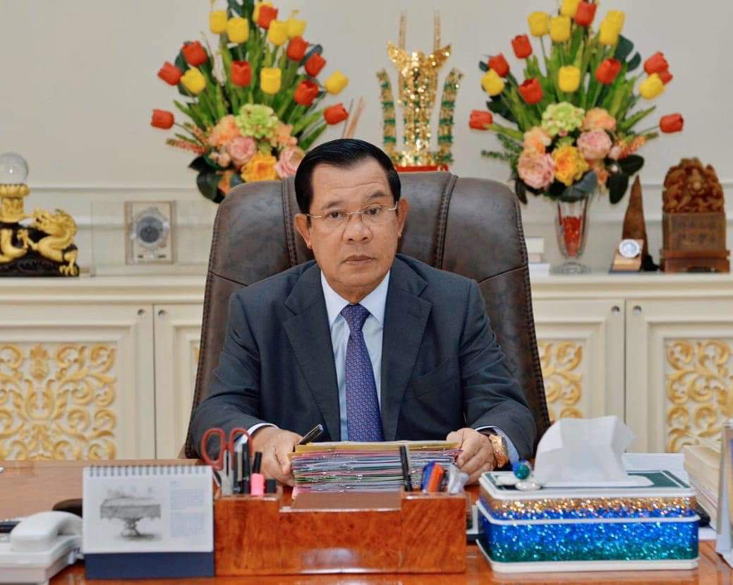 Cambodian PM Donates Seven Months Of Salary To National Committee For Combating COVID-19