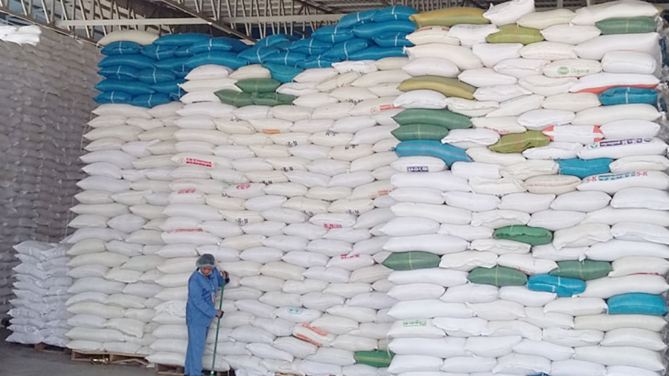 Cambodia's Rice Export Up 35% in the First Quarter