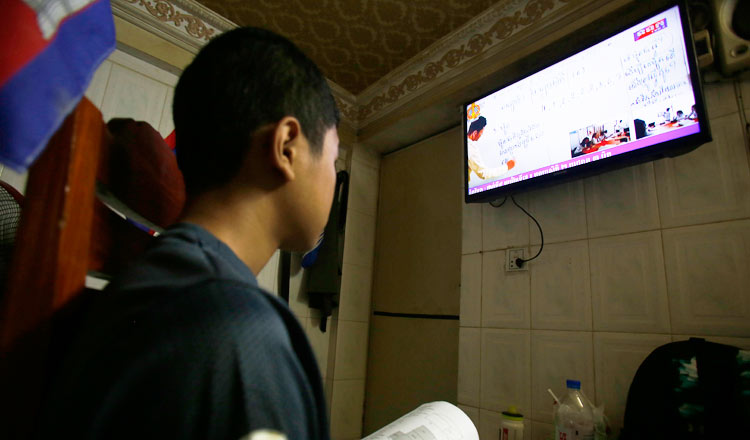 E-Learning moves to TV