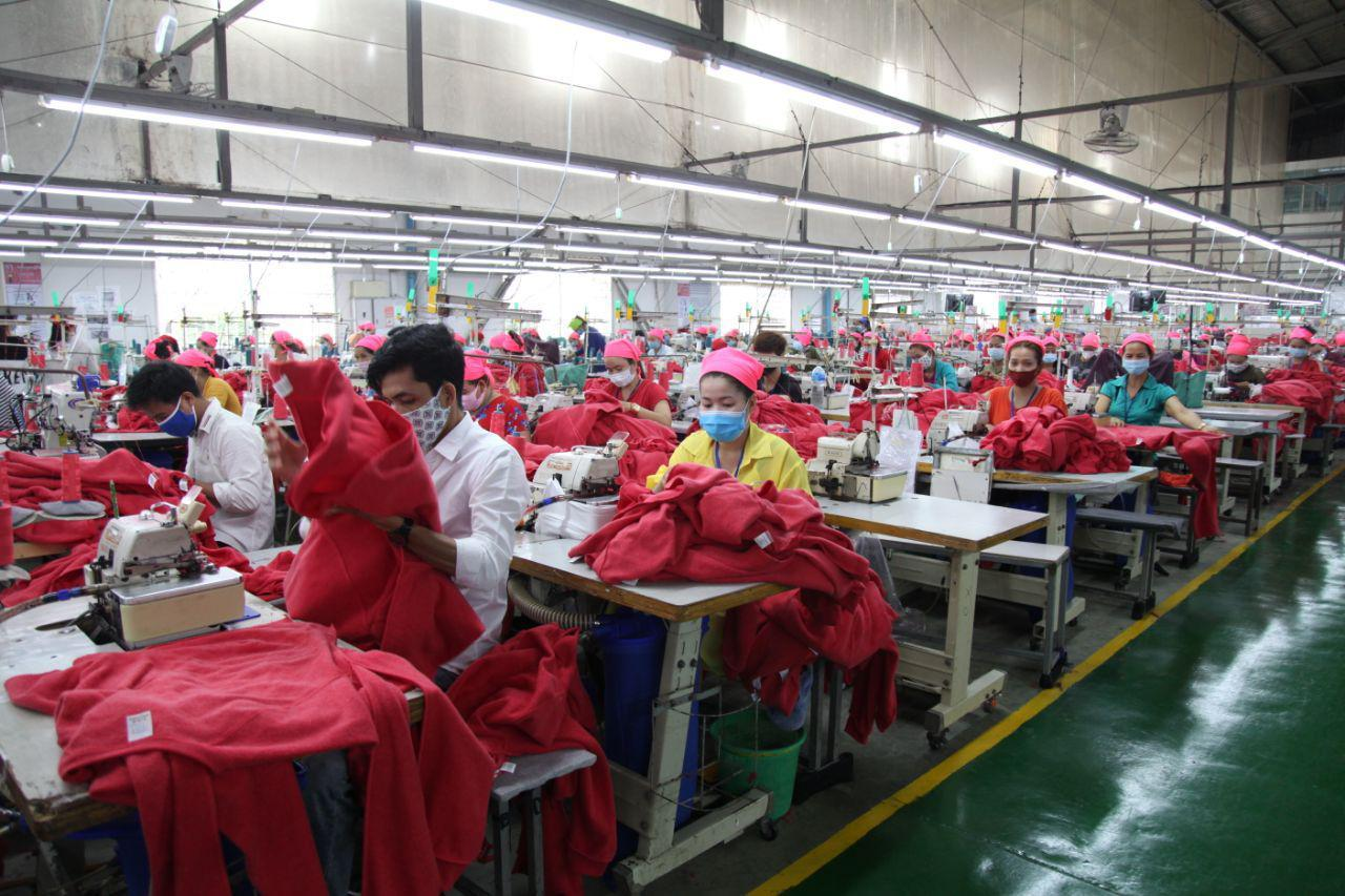 90 percent of garment workers turn up for duty on New Year's Day