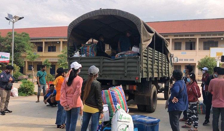 Mandatory self-quarantine for returning migrant workers must continue: Sar Kheng