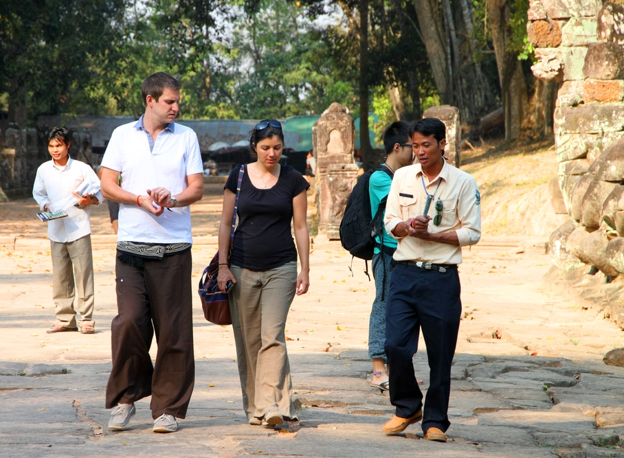 Coronavirus Pandemic Prove Catastrophic for Tour Guides