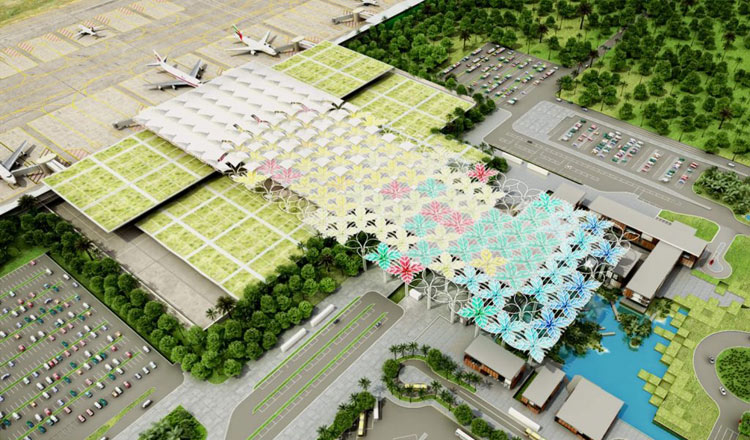 $880m Siem Reap International Airport to be ready in 3 years