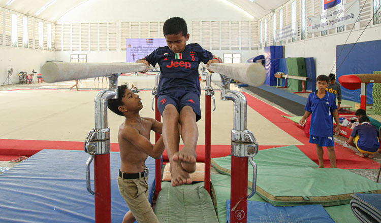 Cambodian Gov't to allow sports activities to resume next month