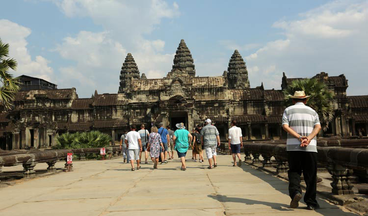 Government officially launches the Siem Reap Tourism Master Plan