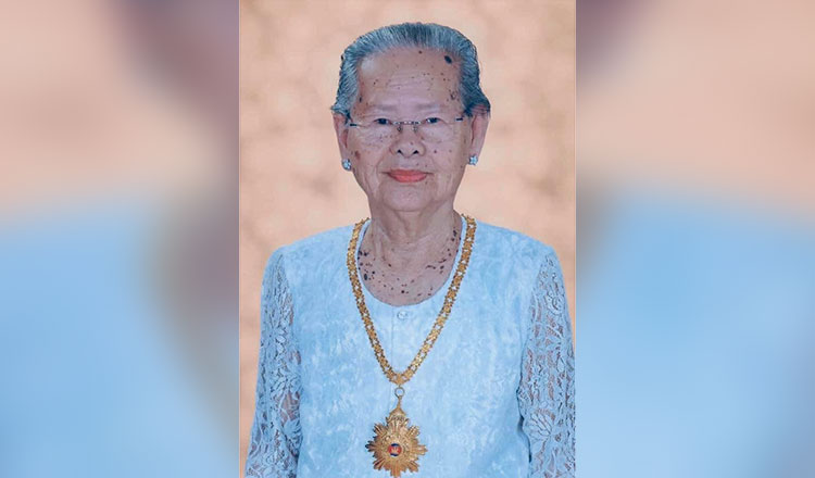 PM's mother-in-law passes away