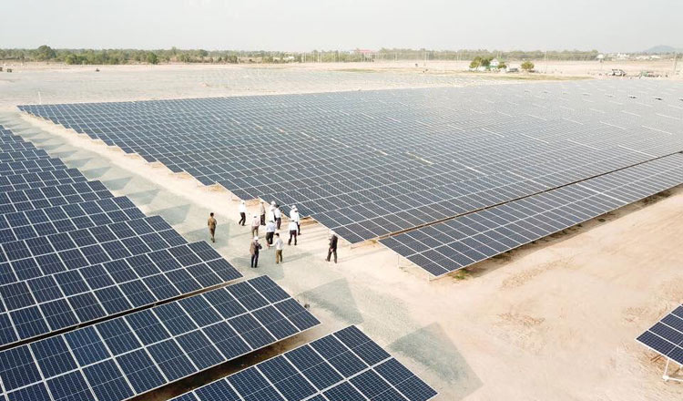 Listed Chinese firm licensed to build another solar park