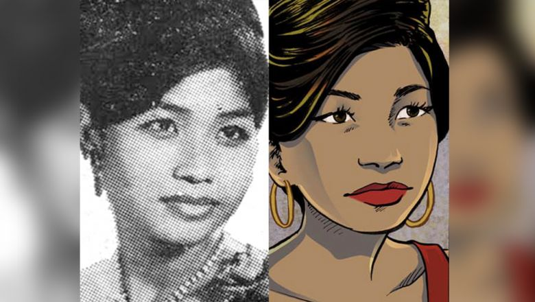 Sereysothea's life story to be graphic novel