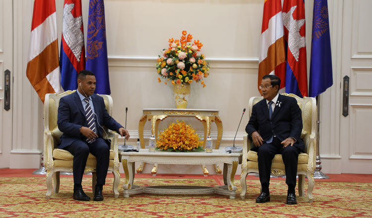 East Timor pledges to push for Cambodian rice imports