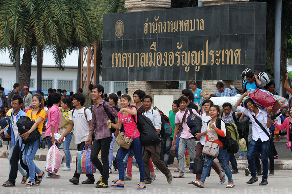 Cambodian migrants get nod to remain