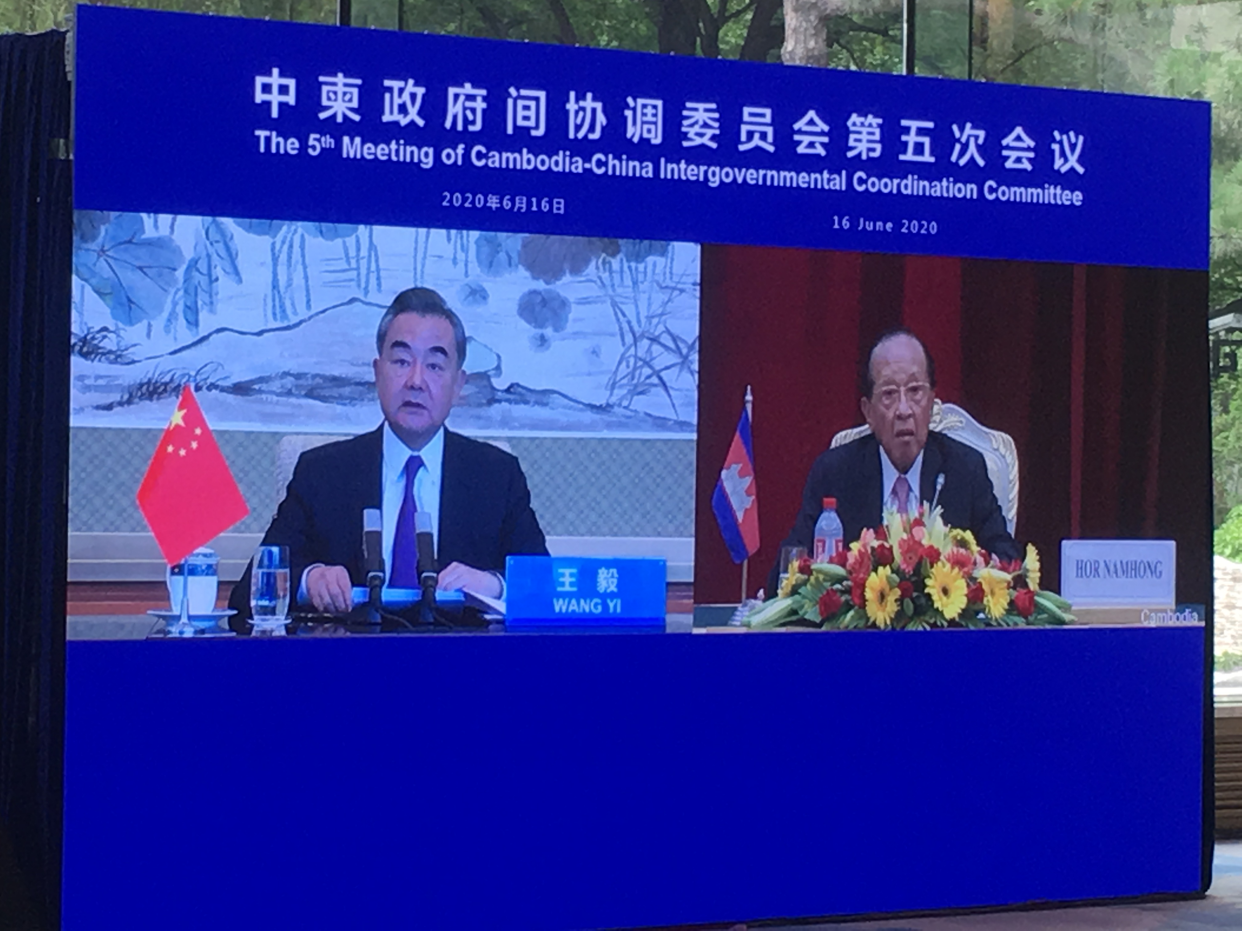 China, Cambodia look to deepen ties amid COVID-19 crisis