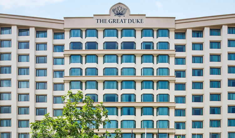 Laid-off employees of former Great Duke Hotel receive severance pay