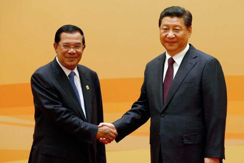 Cambodia makes progress on FTAs with China, S Korea
