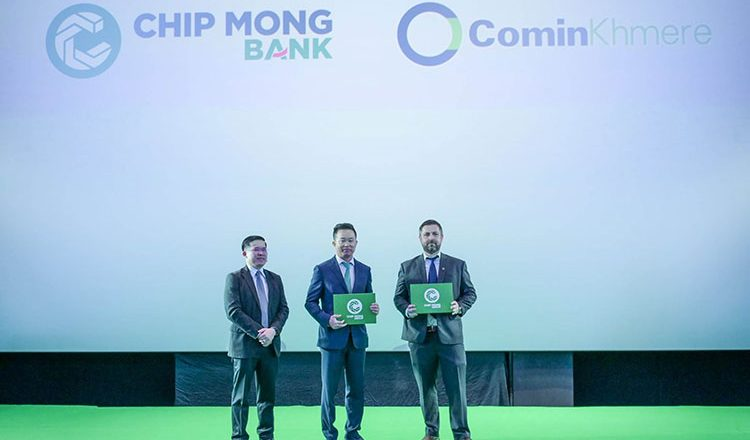 Six more business partners to use Chip Mong Bank's Payday Service