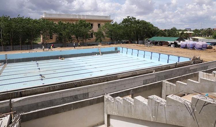 Battambang to have first-ever aquatic centre