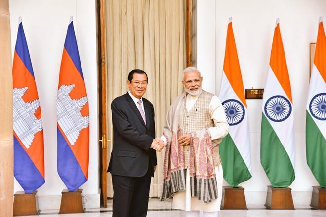 India Values Cambodia's Role in India's Act East Policy: PM Modi