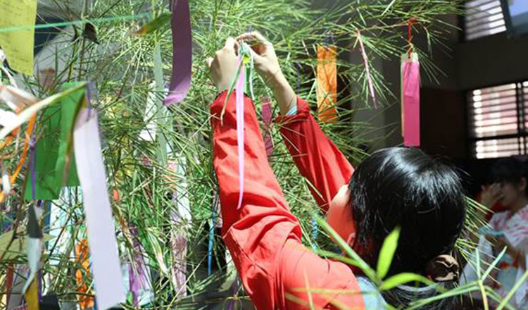 Japan embassy to hold online Tanabata 2020 soon