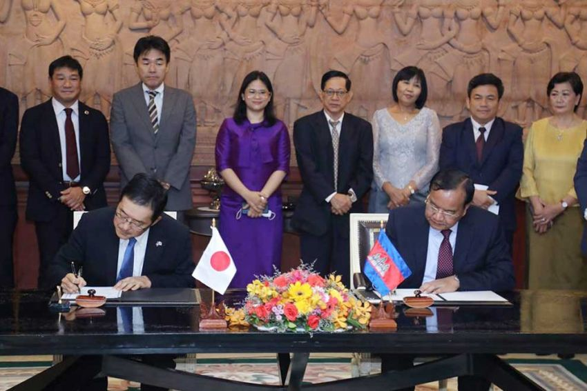 Japan provides $41M in new aid