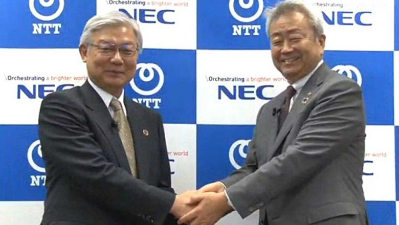 Japan's NTT, NEC to form '5G alliance'